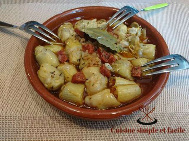 Recettes de cuisine simple et facile for Blog de cuisine facile