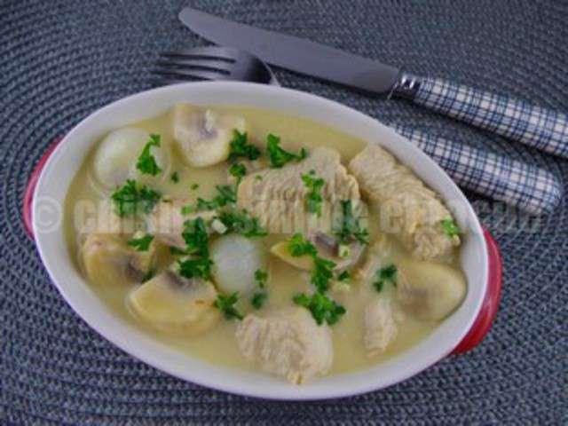 Recettes de blanquette de cuisine simple et facile for Cuisine simple et facile