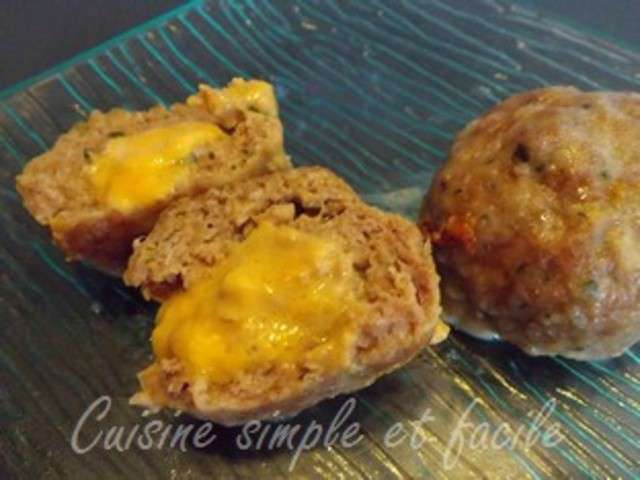 Recettes de boulettes de viande de cuisine simple et facile for Cuisine simple et facile