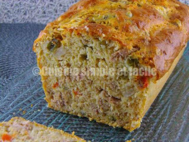 Recettes de mac doine et cake - Recette de cuisine simple avec des legumes ...