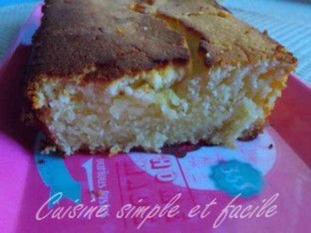 Recettes de cake moelleux de cuisine simple et facile for Blog cuisine facile
