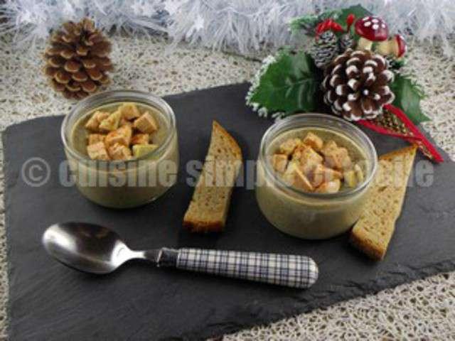 Recettes de foie gras de cuisine simple et facile for Cuisine simple et facile