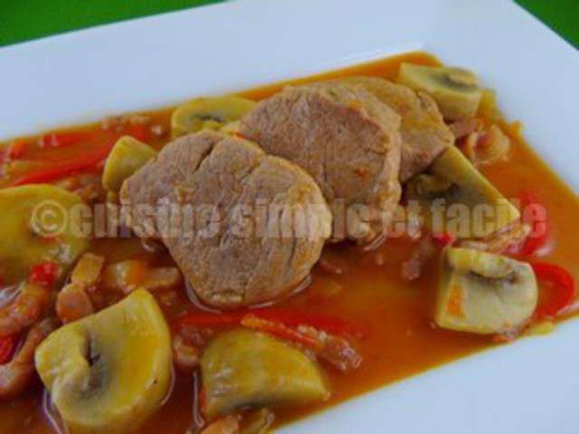 Recettes de paprika de cuisine simple et facile for Cuisine simple et facile