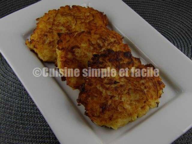 Recettes de galette de cuisine simple et facile for Cuisine simple et facile