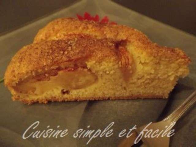 Recettes de g teau aux pommes de cuisine simple et facile for Blog de cuisine facile