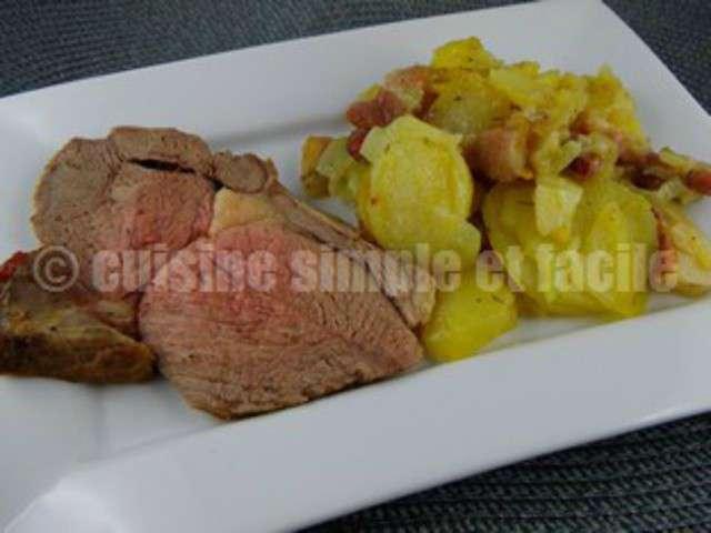 Recettes de gigot de cuisine simple et facile for Cuisine simple et facile