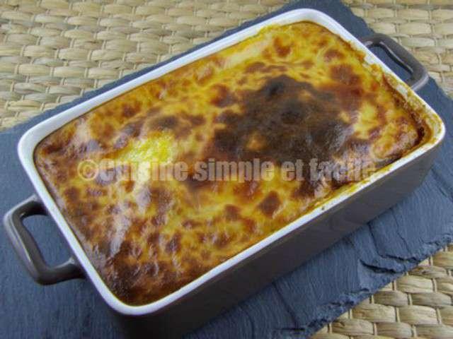 Recettes de moussaka de cuisine simple et facile for Cuisine simple et facile