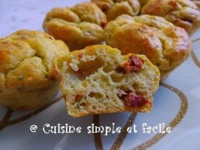 Recettes de muffins de cuisine simple et facile for Cuisine simple et facile