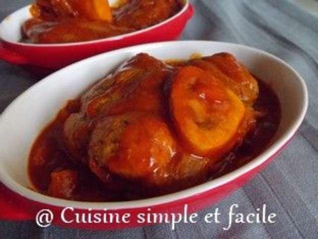 Recettes d 39 osso bucco de cuisine simple et facile for Cuisine simple et facile