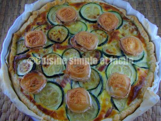 Recettes de quiches de cuisine simple et facile for Cuisine simple et facile