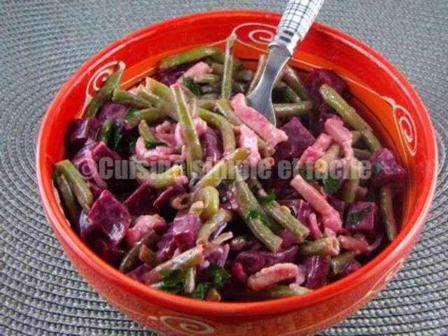 Recettes de lardons de cuisine simple et facile for Blog cuisine facile