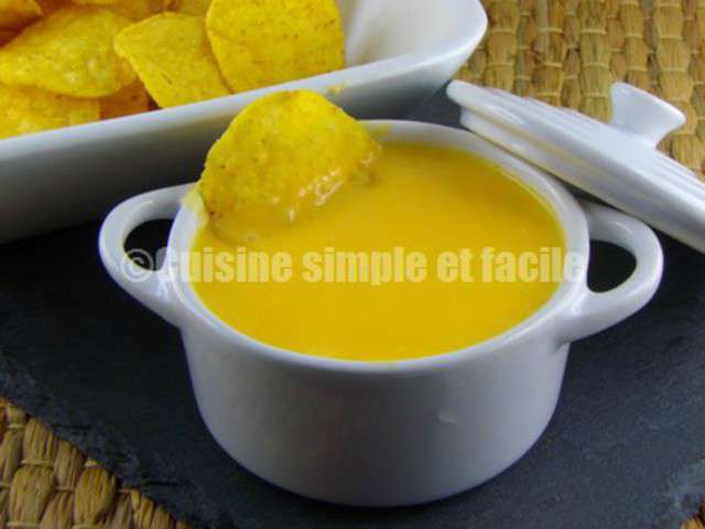 Recettes de nachos de cuisine simple et facile for Cuisine simple et facile