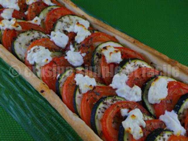 Recettes de tarte sal es de cuisine simple et facile for Blog cuisine facile