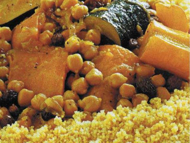Recettes de couscous de cuisine simple et rapide - Cuisine vegetarienne simple et rapide ...