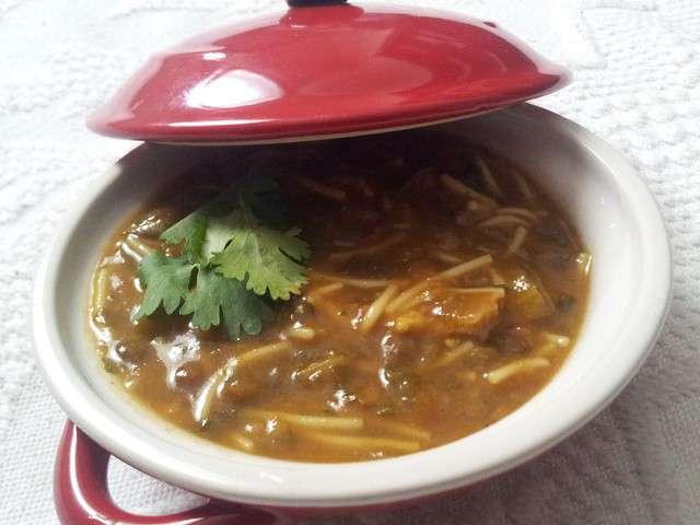 Recettes de soupe de cuisine simple et rapide - Cuisine vegetarienne simple et rapide ...
