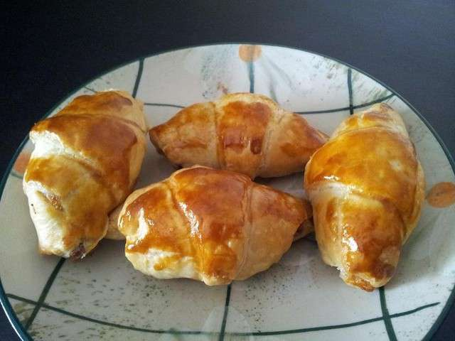 Recettes de croissants de cuisine simple et rapide - Cuisine simple et rapide ...