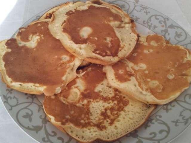 Recettes de pancakes de cuisine simple et rapide - Cuisine vegetarienne simple et rapide ...