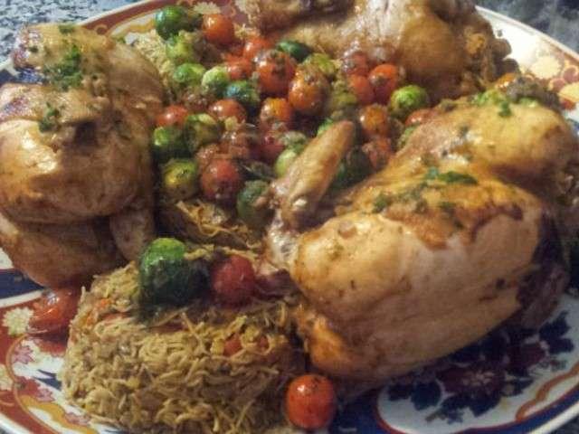 Recettes de poulet farci de cuisine simple et rapide - Cuisine simple et rapide ...