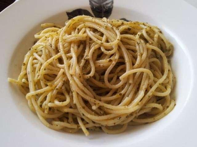 Recettes de spaghetti de cuisine simple et rapide - Cuisine vegetarienne simple et rapide ...
