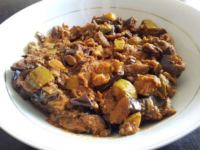 Recettes d 39 aubergines de cuisine simple et rapide - Cuisine simple et rapide ...