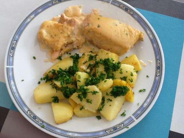 Recettes de saumon de cuisine simple - Recette de cuisine simple ...