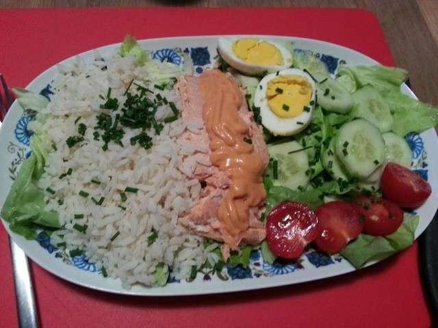Recettes de saumon de cuisine simple for Cuisine simple