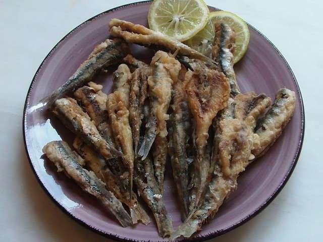 Petits poissons - Huile de carthame cuisine ...