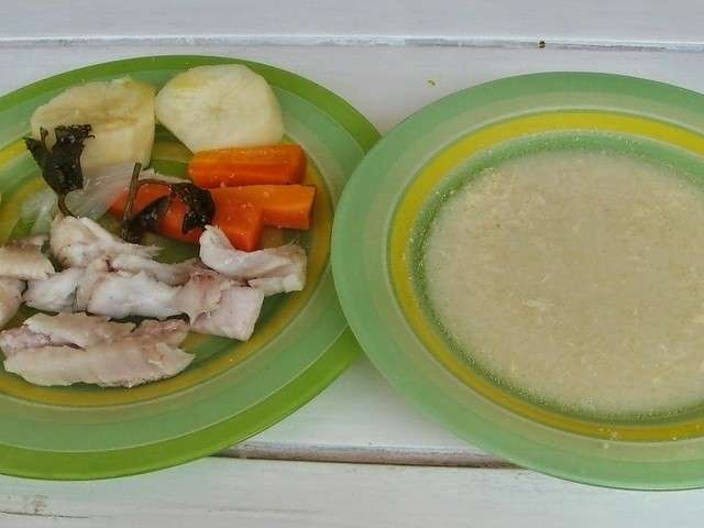 Recettes de soupe de poisson de cuisine2crete - Cuisine soupe de poisson ...