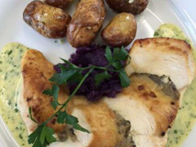 Recettes de farcis de cuisinebassetemp - Cuisine basse temperature philippe baratte ...