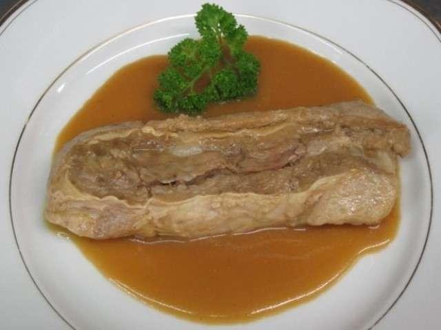 Recettes de tendrons de veau de cuisinebassetemp - Cuisine basse temperature recettes ...