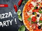 Dossier : Pizza party