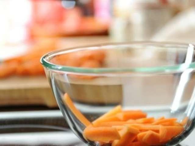 Recettes de cuisine la vapeur et carottes for Cuisine a la vapeur
