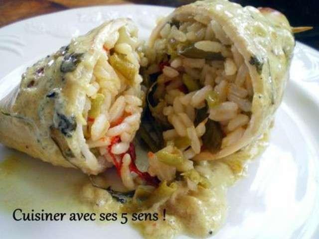 Recettes d 39 encornet farci - Cuisiner des encornets ...