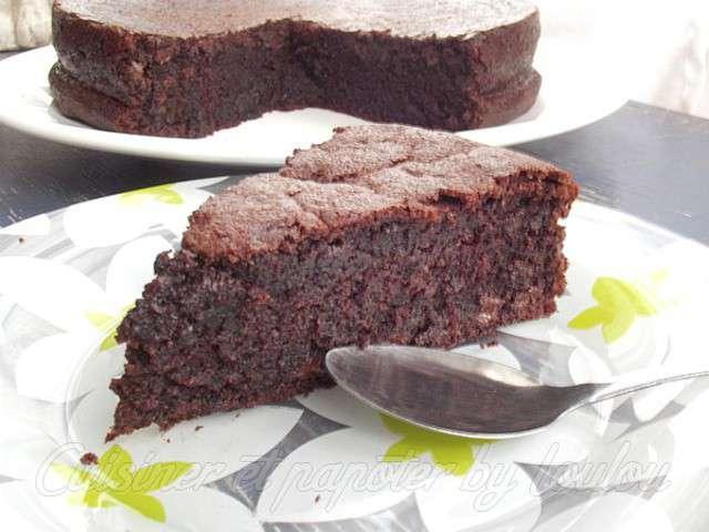 Cake Sale Lait Ribot