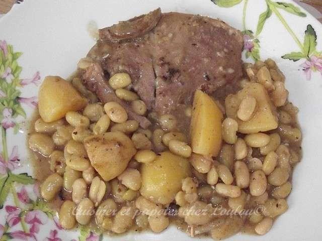 Les meilleures recettes de rago t et rago t de mouton - Comment cuisiner des flageolets en boite ...