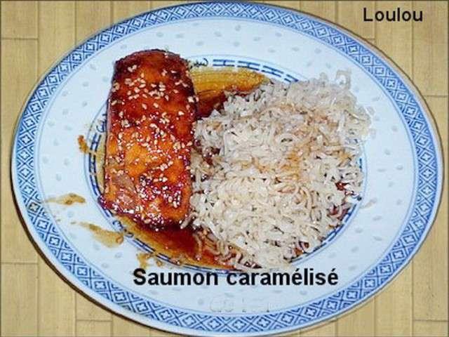 Recettes de saumon de cuisiner et papoter - Cuisiner darne de saumon ...