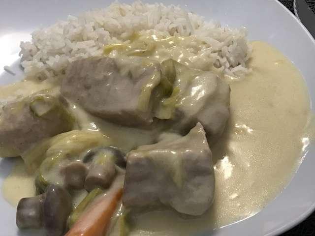 Recettes de cuisiner - Cuisine blanquette de veau a l ancienne ...