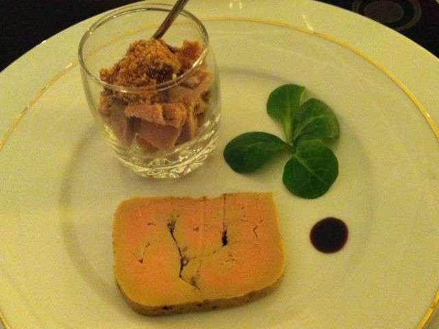 Recettes de foie gras mi cuit de cuisiner sans gluten - Gros sel pour desherber ...
