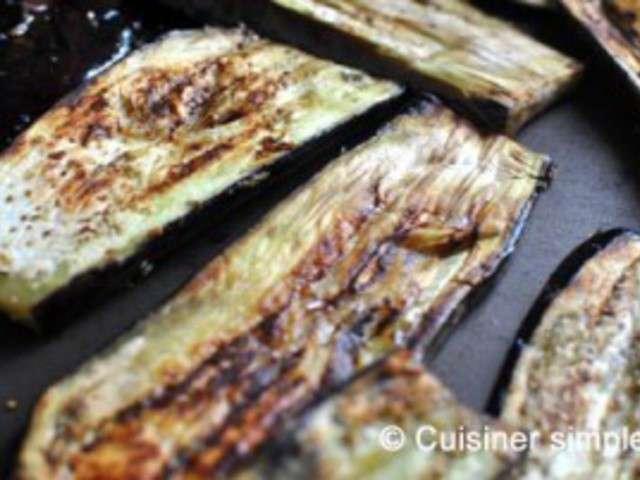 Recette aubergines grill es facile les recettes d 39 aubergines grill es les plus faciles et rapides - Blog recette de cuisine simple ...