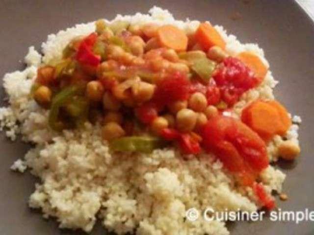 Recettes de couscous et couscous aux l gumes 3 for Blog cuisine facile