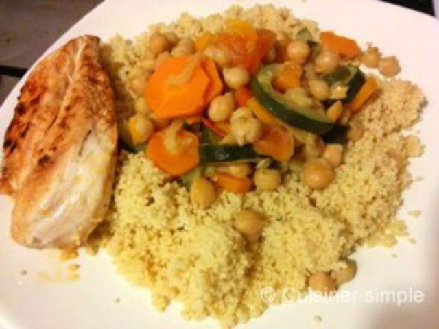 Recettes de couscous de cuisiner simple - Cuisine simple et rapide ...