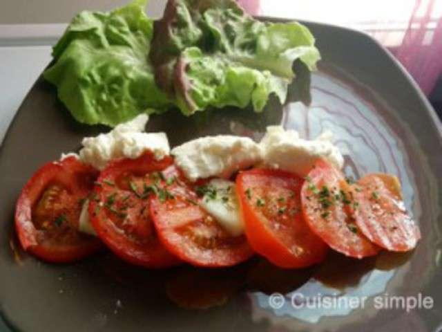 Recettes de ricotta de cuisiner simple for Blog de cuisine facile