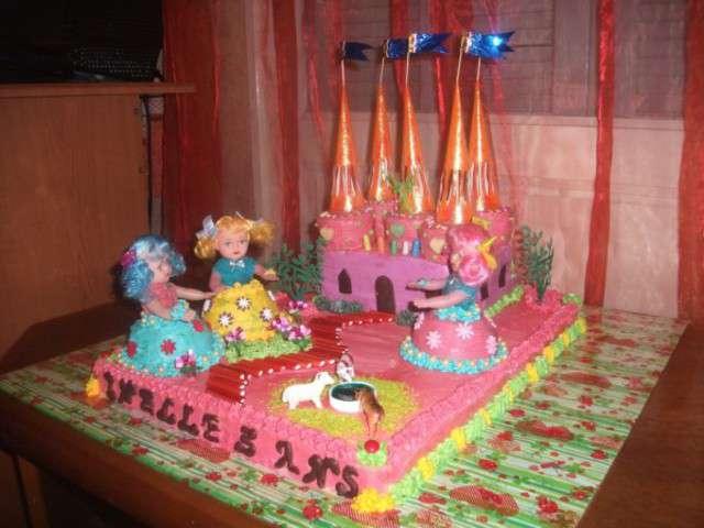 Recettes d 39 anniversaire de cuisinestyle - Gateau anniversaire fille 3 ans ...