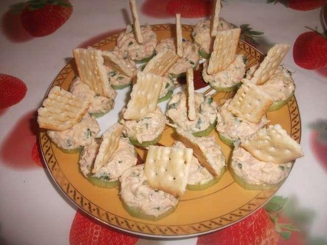 Les meilleures recettes de buffet froid - Idee presentation buffet froid ...