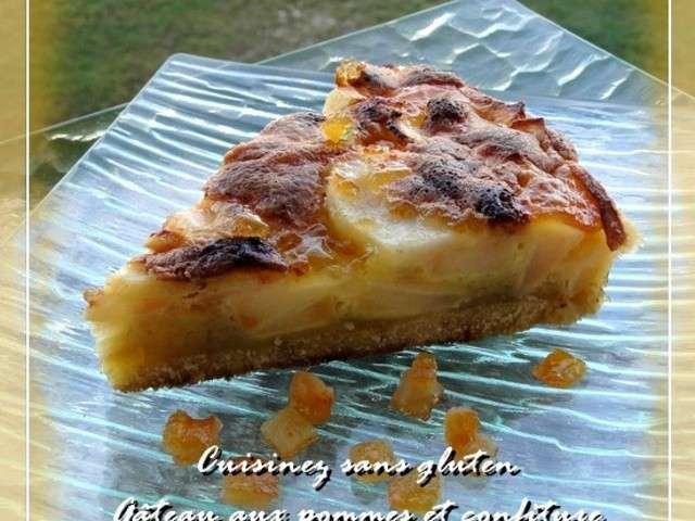 Cake confiture orange amere