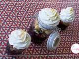 Verrine fruits rouges chantilly maison - Cupy