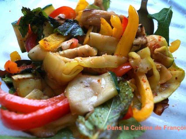 Recettes de salade l 39 italienne for Cuisine a l italienne