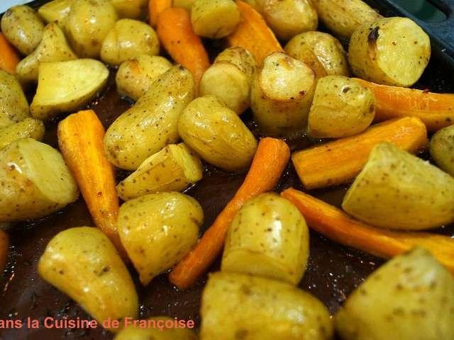 Recettes de rattes et carottes - Comment cuisiner les rattes du touquet ...