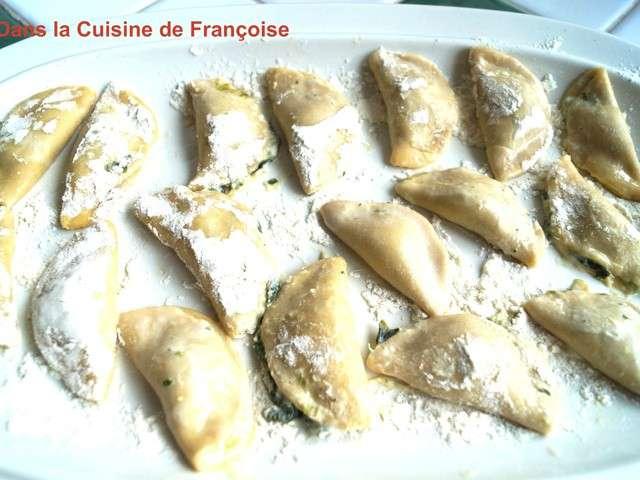 Recettes de ravioli et ricotta 3 - Comment utiliser la ricotta en cuisine ...