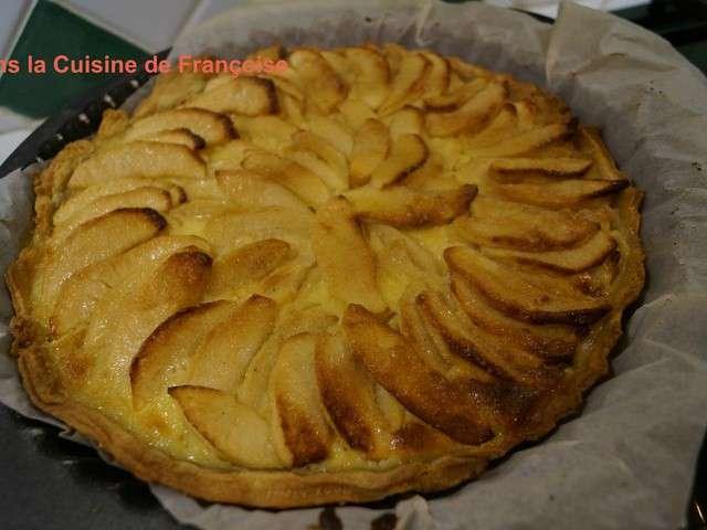 Recettes de tarte aux pommes de dans la cuisine de fran oise for Aux beaux rivages la cuisine